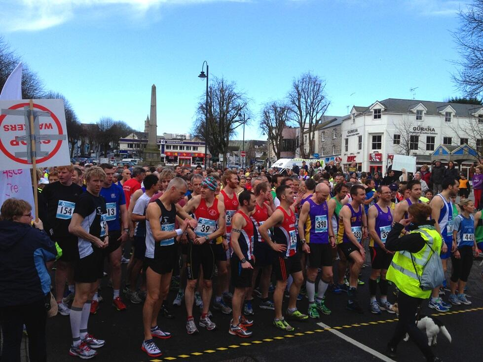 Falmouth Half Marathon